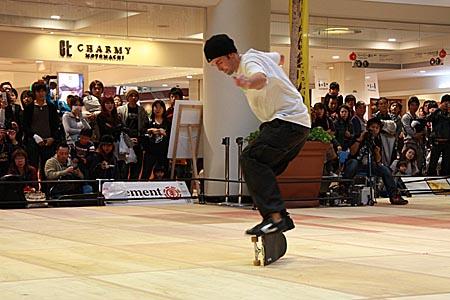 AJ Kohn in Japan
