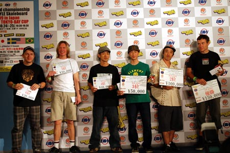 pro class world Championships in Japan