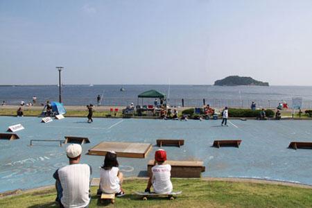 うみかぜ公園 コンテスト