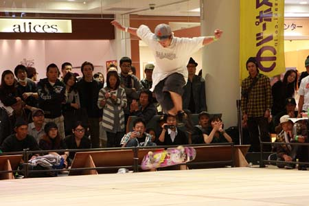 Moichi Shigekazu Suzuki Contest in Japan Freestyle