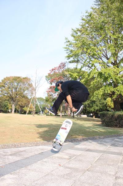 菊池雄大 フリースタイルスケートボーダー